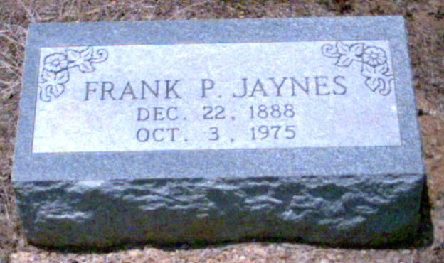 Frank Pierson Jaynes