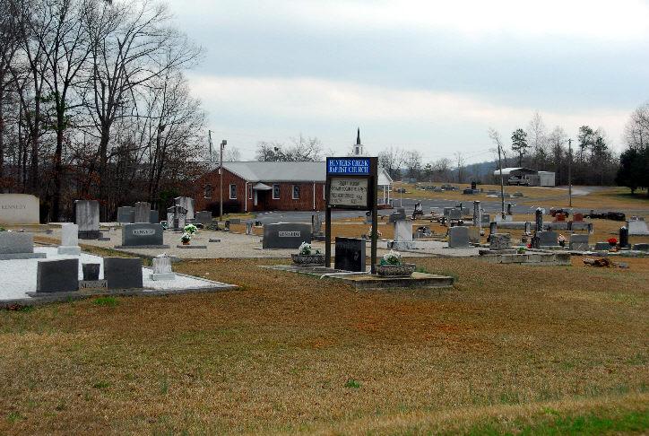 Hunters Creek Baptist Church Cemetery