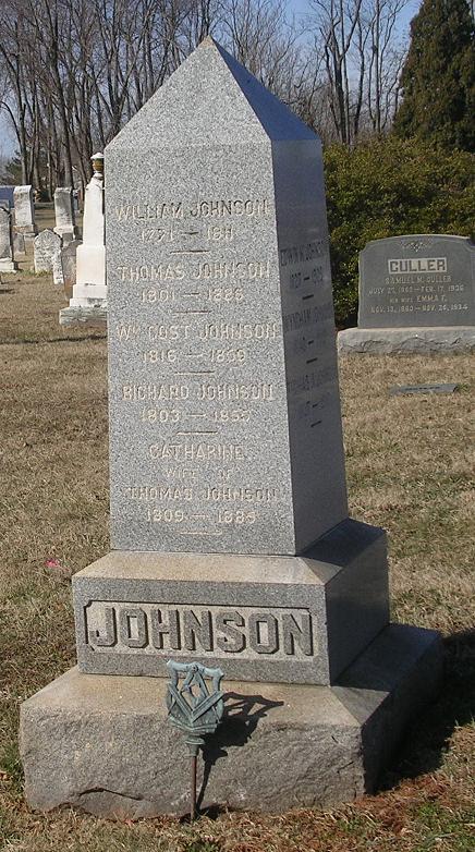 William Cost Johnson
