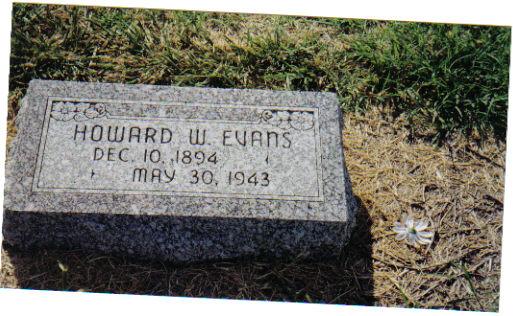 Howard Wesley Evans