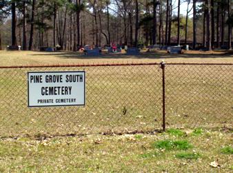 Pine Grove South Cemetery