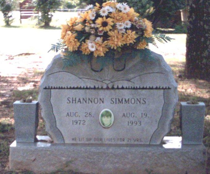 Shannon Clark Simmons