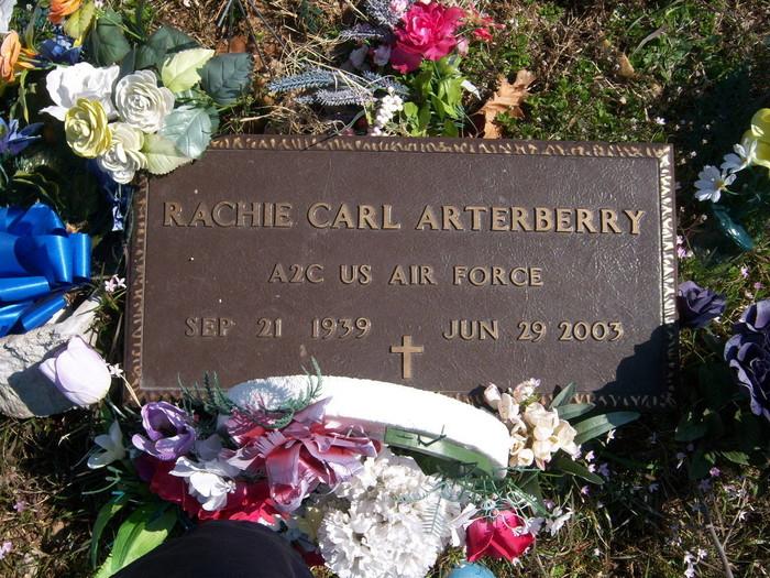Rachie Carl Arteberry