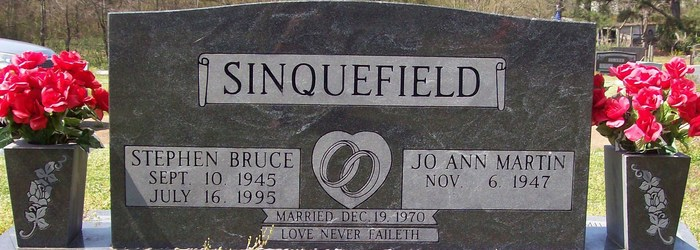 Stephen Bruce Sinquefield