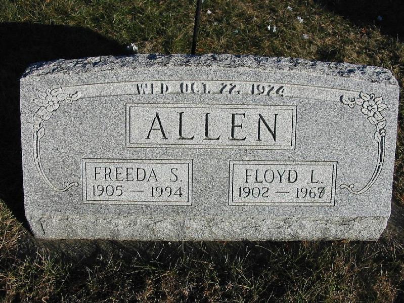 Floyd L Allen