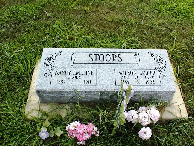 Nancy Emmeline <i>Wood</i> Stoops