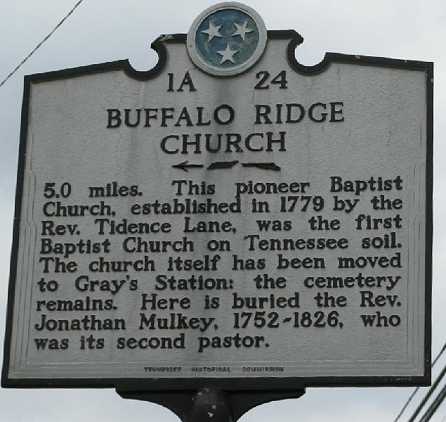 Buffalo Ridge Cemetery