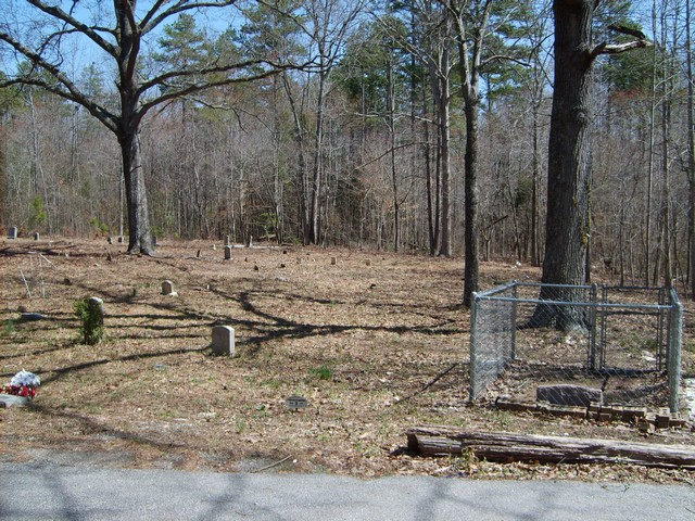 Catawba Indian Nation Cemetery