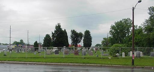 Fort McKinley Cemetery