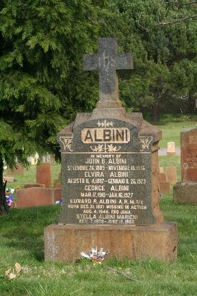 George Albini
