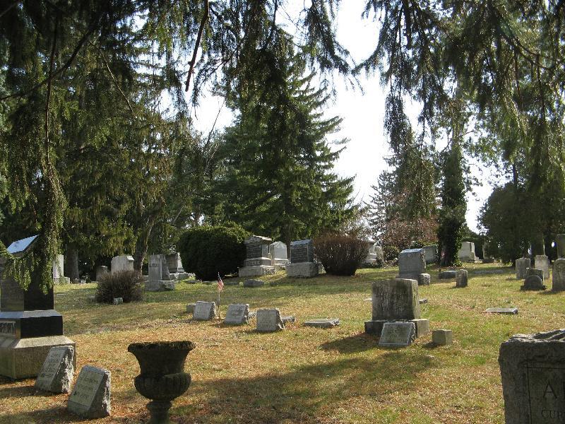Burns Hill Cemetery