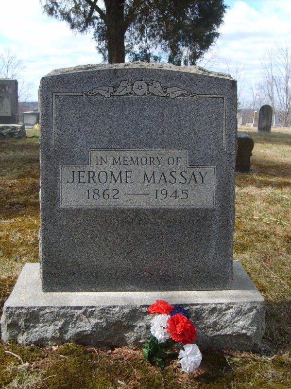 Jerome James Massay
