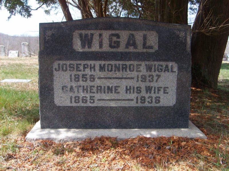 Catherine Kate <i>Massey</i> Wigal