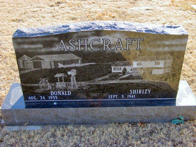 Shirley D <i>Oller</i> Ashcraft