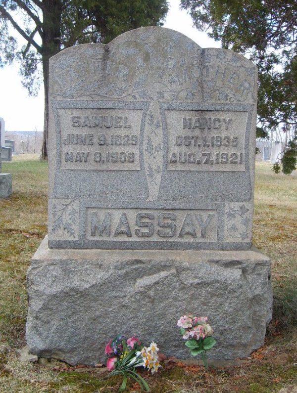 Nancy <i>Mayfield</i> Massay