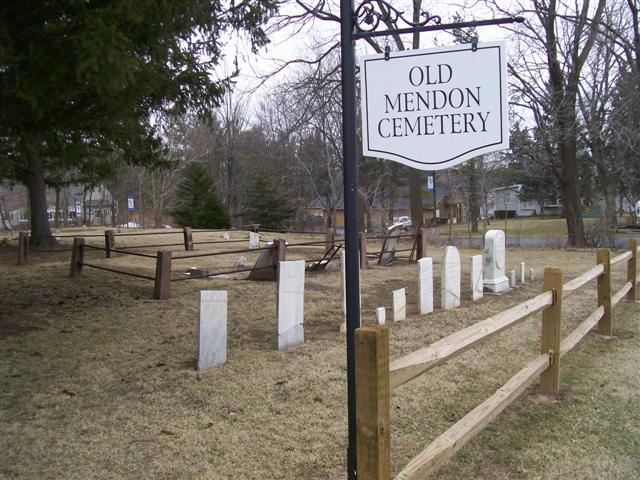 Old Mendon Cemetery