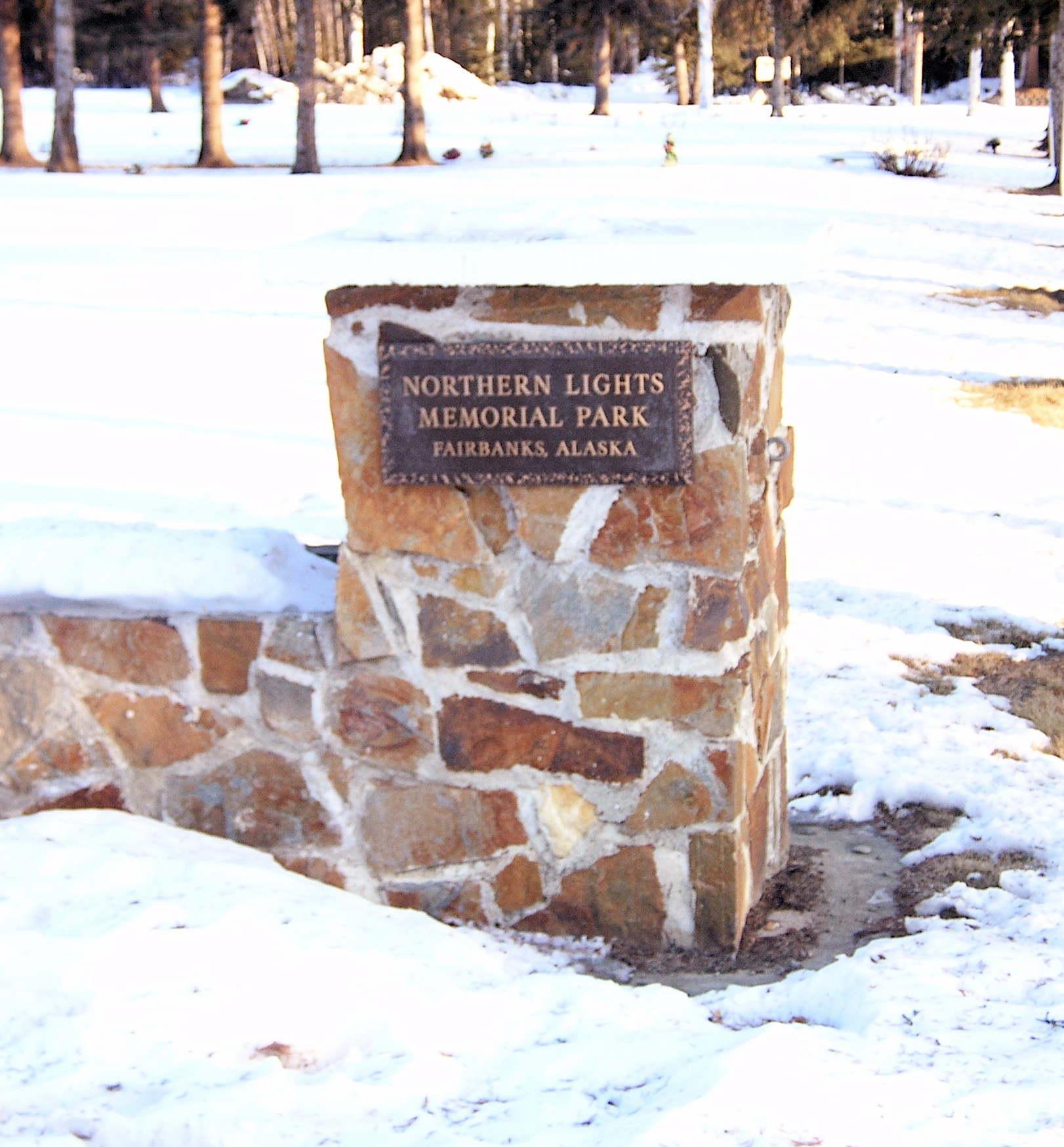 Northern Lights Memorial Cemetery