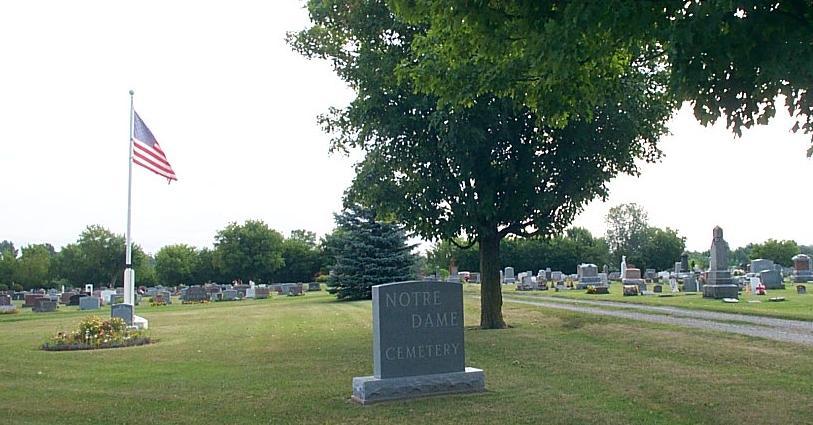 Notre Dame Cemetery