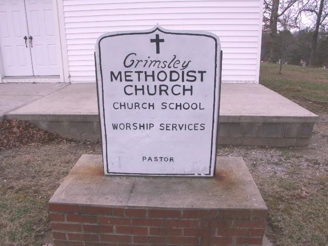 Grimsley Methodist Church Cemetery