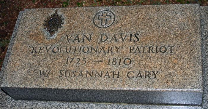 Van (Vann) Davis