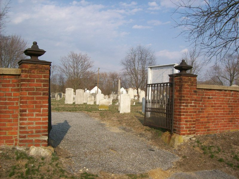 Trinity Episcopal Church New Cemetery