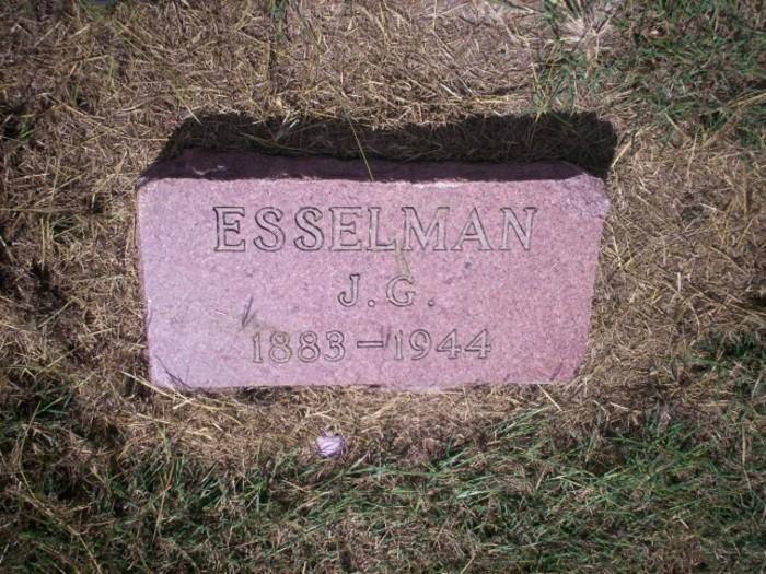 James Garfield Esselman