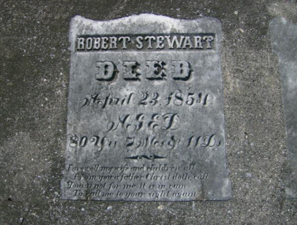 Robert Long Stewart