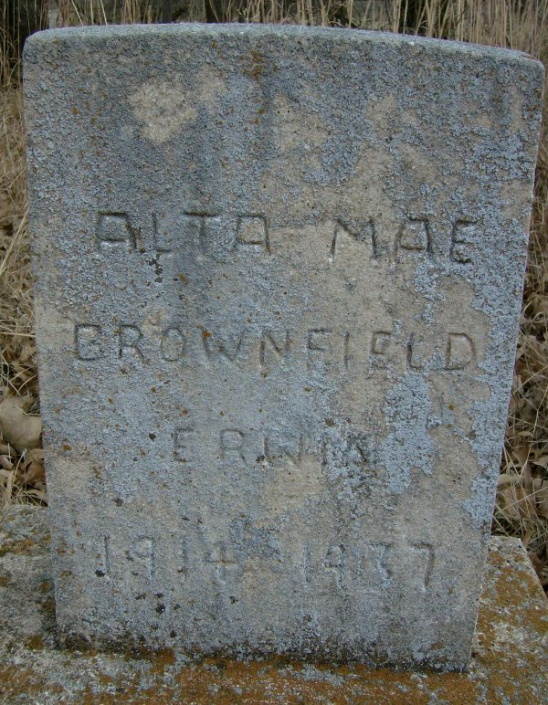 Alta Mae Doodle <i>Hodge</i> Brownfield-Erwin
