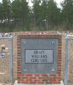 Grace Williams Cemetery