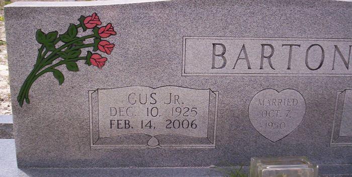 Gus Junior Barton