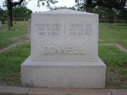 George Leo Lee Donnell
