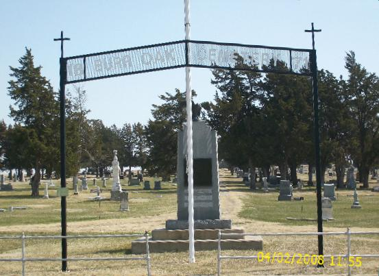 Burr Oak Cemetery