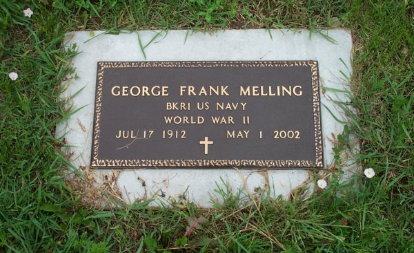 George F Melling