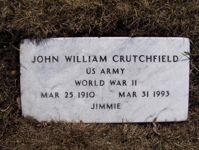 Jimmie The Colonel Crutchfield