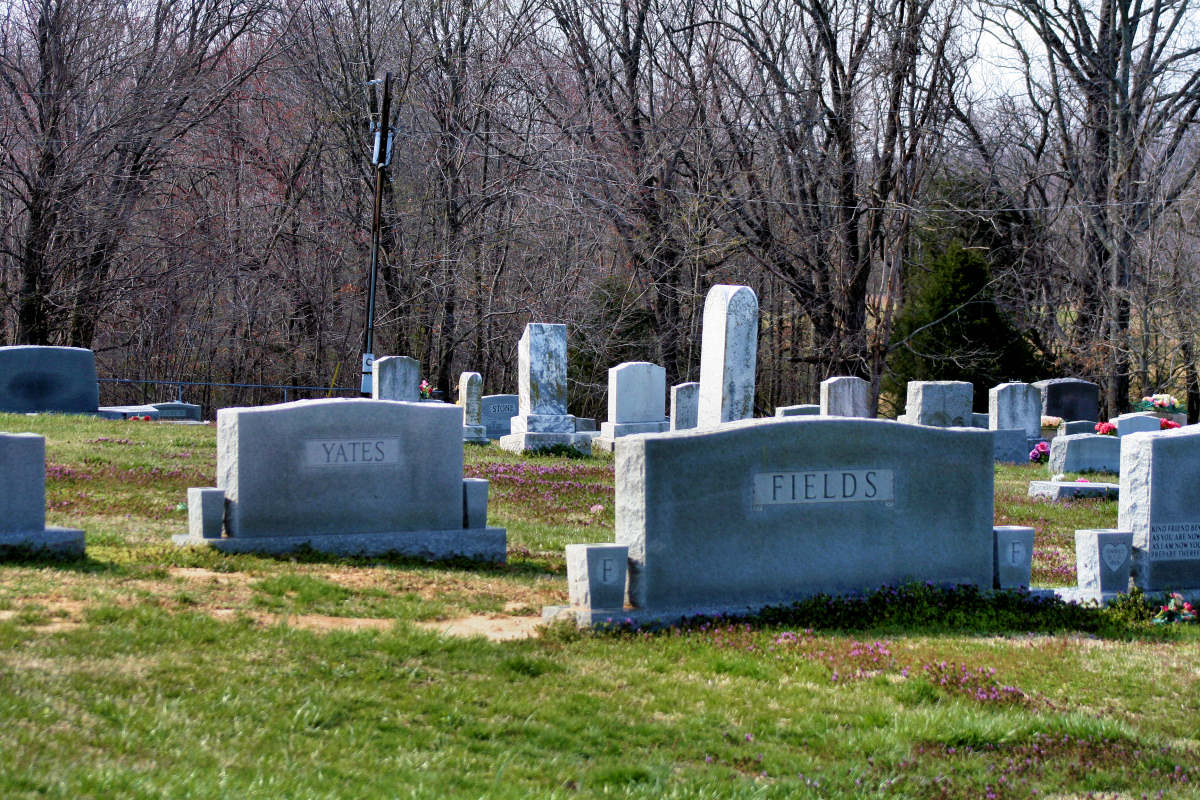 Pilot Oak Baptist Church Cemetery