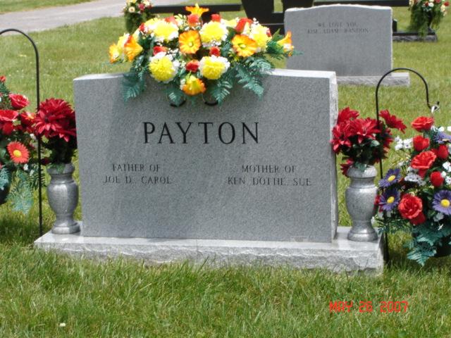 Eugenia Ann <i>Bastin</i> Payton