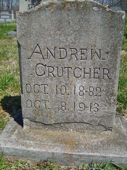 Andrew Crutcher