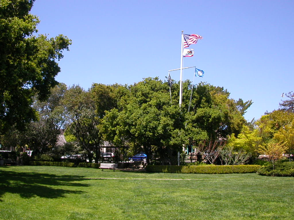 Carmel CA WWI Memorial