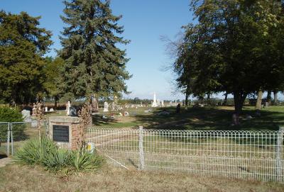 Quiver Presbyterian Cemetery