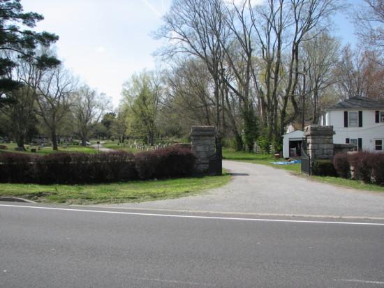 Mount Kenton Cemetery