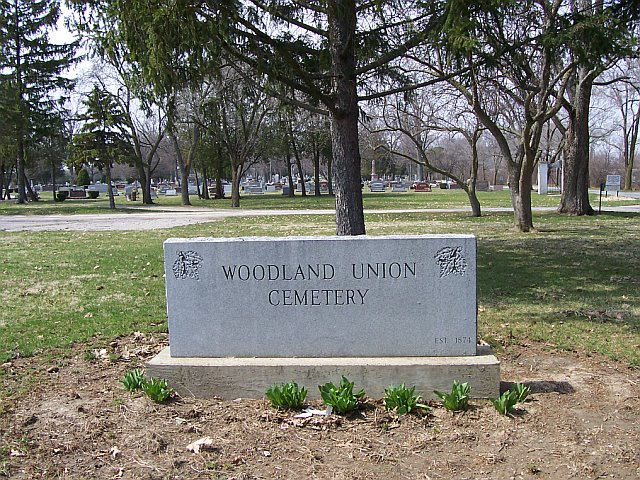 Woodland Union Cemetery