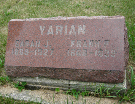 Franklin F. Yarian