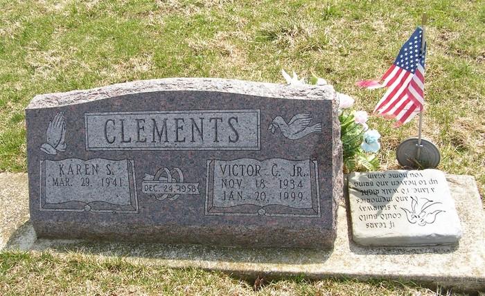 SGT Victor C Clements, Jr