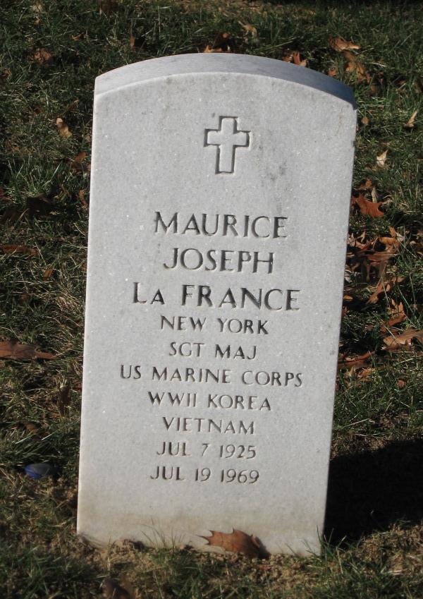 Maurice Joseph LaFrance
