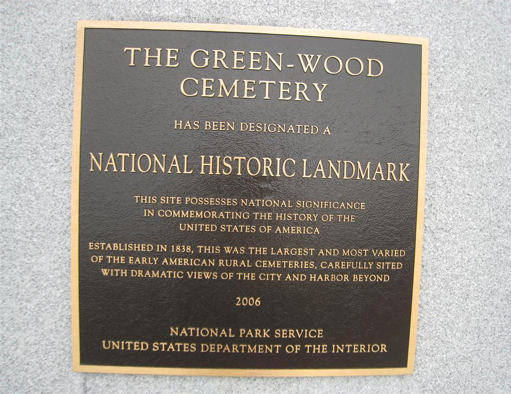 Green-Wood Cemetery