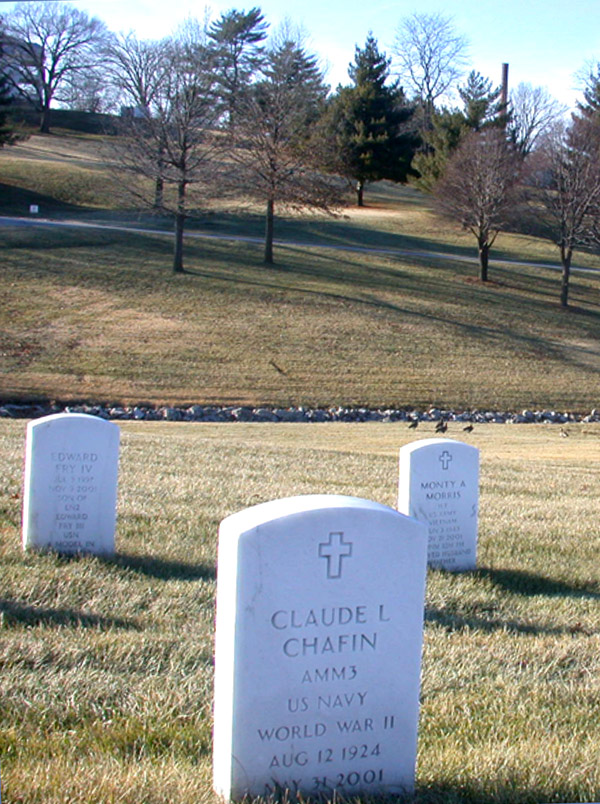 Claude L Chafin
