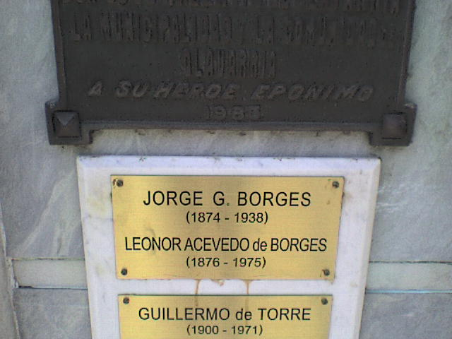 Jorge Guillermo Borges