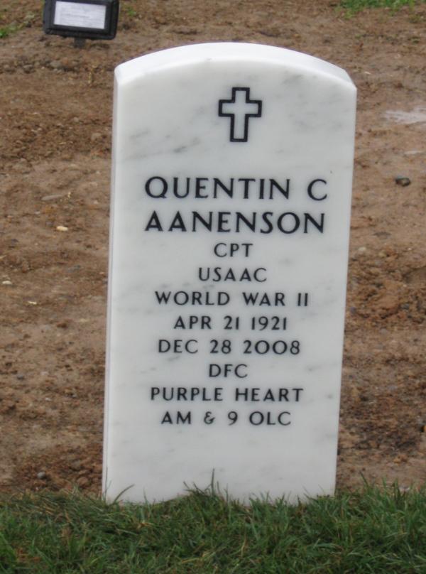 CPT Quentin C. Aanenson