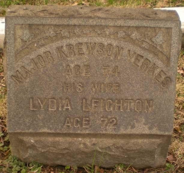LTC Krewson Yerkes