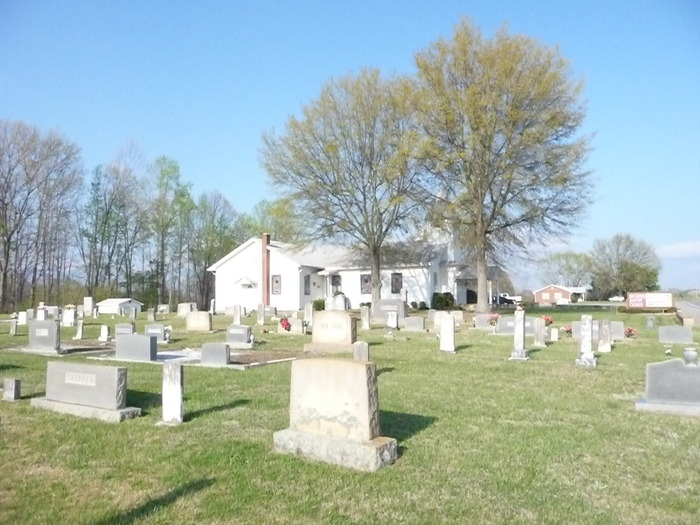 Big Level Baptist Church Cemetery
